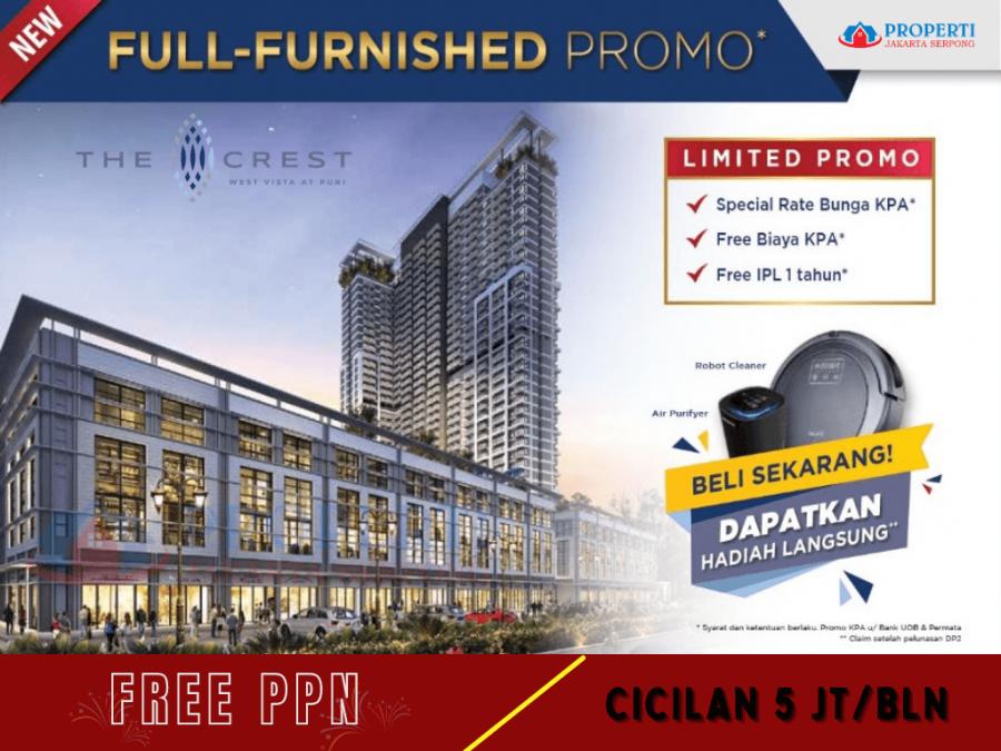 Apartemen Jakarta Barat Siap Huni